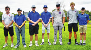 McClain's Potts FAC Golfer of the Year