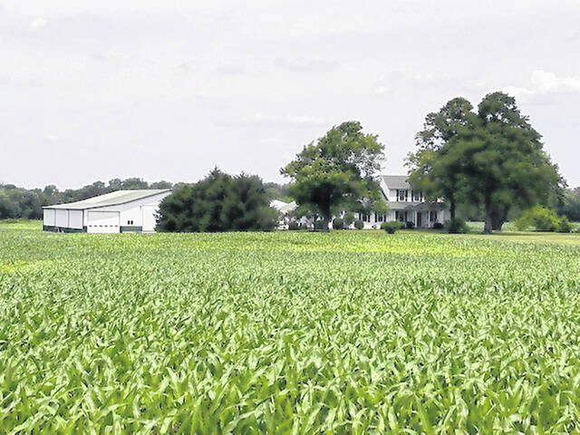 The Ken Davis Farm near Highland will be the starting site of the 7th Highland County Farm Tour.