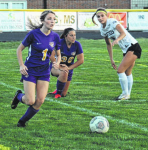 McClain battles Trace in FAC action