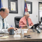 Commissioners detail exclusion zones