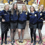 FFA officers attend conference