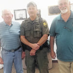 Game warden speaks to Lions