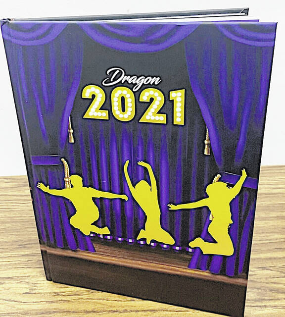 The 2020-21 Dragon yearbooks are still available for pick-up or purchase ($40 while supplies last) from 12:45 to 3 p.m. Monday through Friday at McClain High School. Request your yearbook at the high school office entrance. Someone will bring the yearbook to the door.