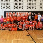 Arcanum hosts volleyball camps