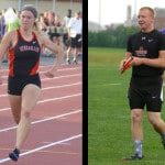 Barga, Winner named athletes of the week