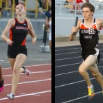Ware, Watren named athletes of the week