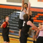 Arcanum hosts 3-team scrimmage