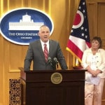 Reps. Grossman, Huffman discuss upcoming legislation to upgrade statewide trauma system