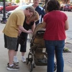 Downtown event highlights volunteers