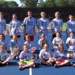 Greenville serves tennis campers