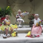 Little Miss Poultry Days selected