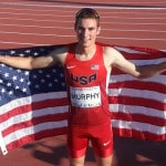 Murphy happy with performance at worlds