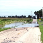 County designated disaster area due to flooding