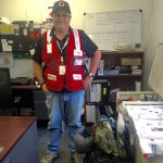 Local Red Crossers helping respond to Canadian wildfires