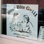 Best Bite Grill offers family dining