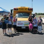 'Stuff a Bus' event collects school supplies