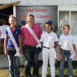 Fair Goat royalty crowned