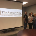 Ramco Electric Motors kicks off United Way 2016 campaign with $10,000 gift