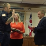 New firefighter joins department