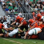 Versailles overcomes early deficit to beat Celina