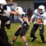 Covington shuts out the Mississinawa Valley football team
