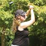 Greenville girls golf team finishes 2nd in GWOC North