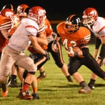 Ansonia football team falls to Twin Valley South in CCC action