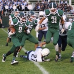 Greenville Green Wave football team falls to Fairmont Firebirds 24-6