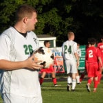 Greenville boys soccer team loses 4-1 to Troy in GWOC opener