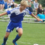 Franklin Monroe boys soccer team drops in local, state rankings