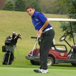 Franklin Monroe boys golf team places 9th in OHSAA sectional tournament