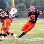 Bradford Railroaders defeat Hillcrest Rams 34-18 for first win since 2012