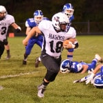 Mississinawa Valley football team can't handle Miami East's run game