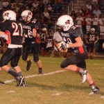 Tri-County North shuts out Mississinawa Valley football team