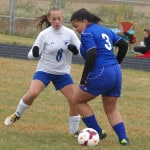 Franklin Monroe girls soccer team dominates Yellow Springs 7-0