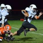 Mississinawa Valley football team falls 33-14 to National Trail