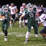 Piqua Indians defeat the Greenville Green Wave 48-14 in Friday night football