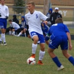 Franklin Monroe boys soccer team scores 2 late goals to defeat Yellow Springs
