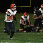 Versailles football team gets above .500 with win vs. Parkway