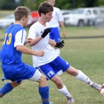 Franklin Monroe boys soccer team remains No. 3 in Miami Valley rankings