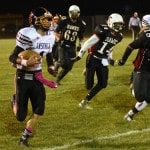 Ansonia football team knocks off rival Mississinawa Valley