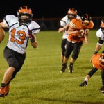 Arcanum football team spoils Ansonia's homecoming game
