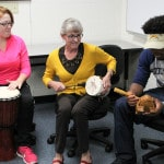 Drumming for health