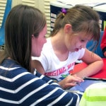 Woodland Primary rolls out iPads, eSpark for first-grade students