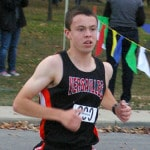 Versailles' Joe Spitzer wins MAC cross country championship