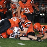 Versailles football team loses to No. 1 ranked Coldwater