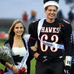 MV names homecoming king and queen