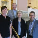 Goubeauxes sponsors of DCCA Artists Series performances