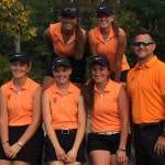 Versailles girls golf team aims for low scores at OHSAA state tournament