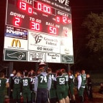 Greenville Green Wave stop Sidney Yellow Jackets 13-12, keeps Little Brown Jug